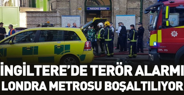 İngiltere'de Bomba Alarmı!