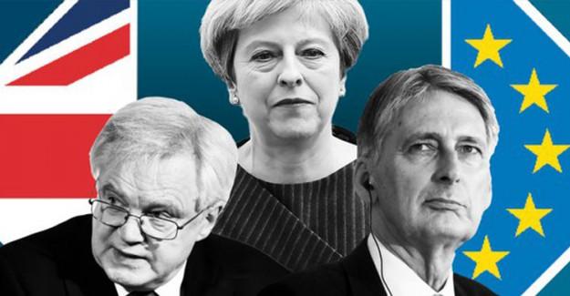 İngiltere'ye Brexit Faturası! AB Resmen Ceza Kesmek İstiyor