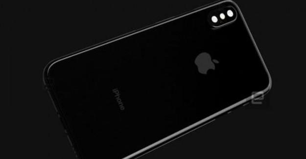 İphone 8'in Görüntüleri Sızdırıldı
