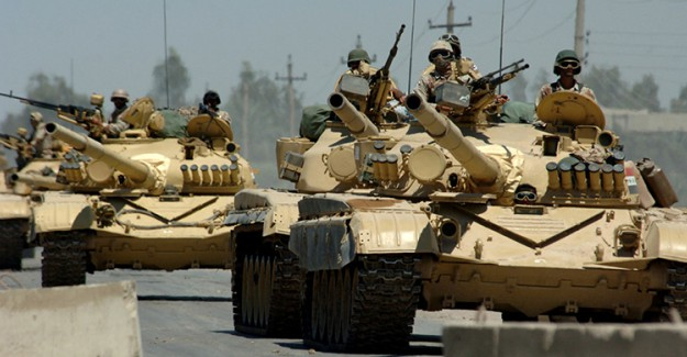 Irak Ordusu Harekete Geçti! DEAŞ Kaçacak Delik Arıyor!