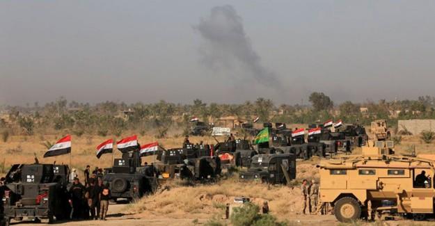 Irak Ordusu Kent Merkezine Girdi!