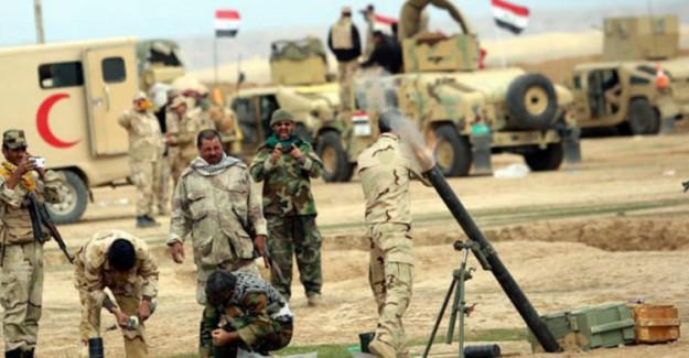Irak Ordusun'dan Operasyon!