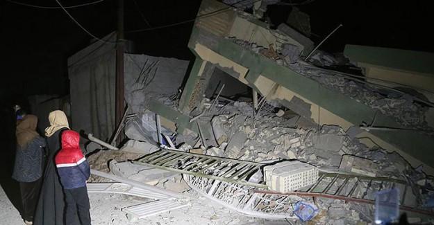 Irak'taki Depremde Acı Bilanço!