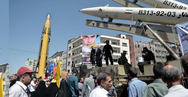 İran İsrail'i Tehdit Etti!