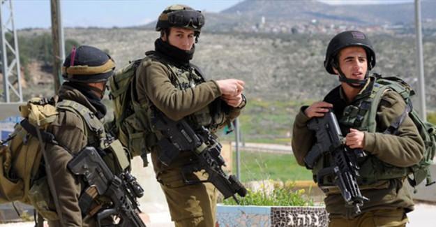 İsrail Askerleri Birbirlerini Vurdular!