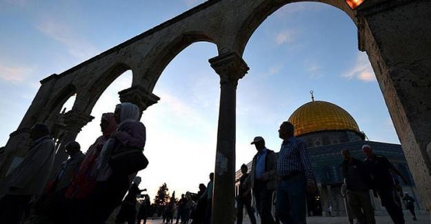 İsrail Türkiye'nin Kudüs'le Yakınlaşmasından Rahatsız