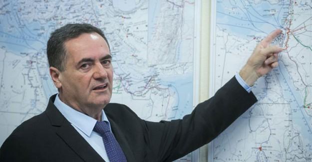 İsrail Ulaştırma Ve İstihbarat Bakanı'ndan Küstah Sözler!