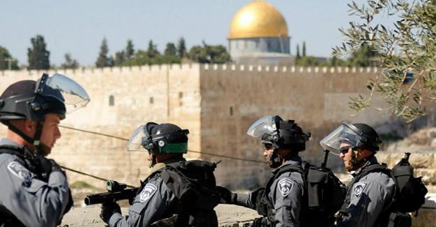 İsrail'den Kritik Gözaltı Kararı!