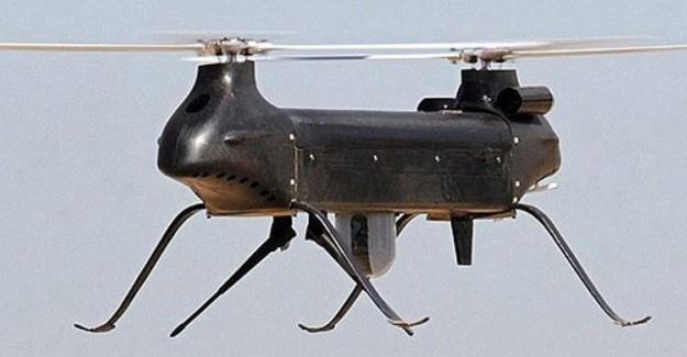 İsrail'e Ait İnsansız Hava Aracı Gazze'de Düştü!
