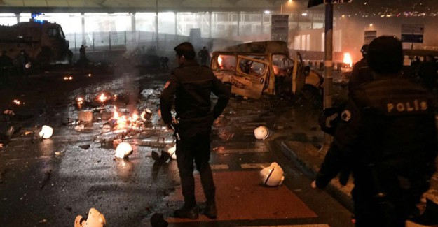 İstanbul Emniyeti Beşiktaş Saldırısının Planlayıcısının Fotoğrafını Paylaştı!