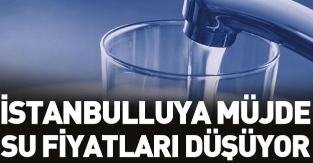 İstanbul'da Su Fiyatlarında İndirim Yapıldı!