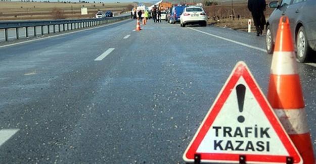 İstanbul'da Trafik Kazası! 1 Kişi Öldü