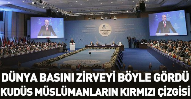 İstanbul'daki Zirve Dünya Basınında Geniş Yankı Buldu!