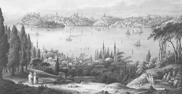 İstanbul'un Kültür Hazinesi Mehmed Ziya Bey'in Kaleminden Çıktı