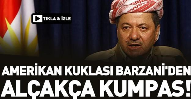 İşte Barzani'nin Alçakça Kumpası!
