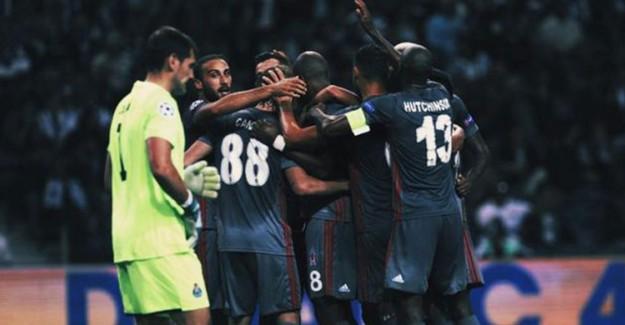 İşte Beşiktaş-Leipzig Maçının 11'leri Belli Oldu!