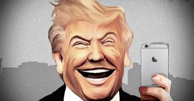 İşte Donald Trump'ın iPhone'unda Kullandığı O Uygulama!