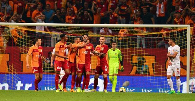 İşte Galatasaray-Kasımpaşa Maçı Muhtemel 11'leri