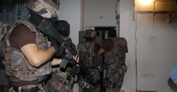 İstanbul'un Göbeğinde Terör Operasyonu!