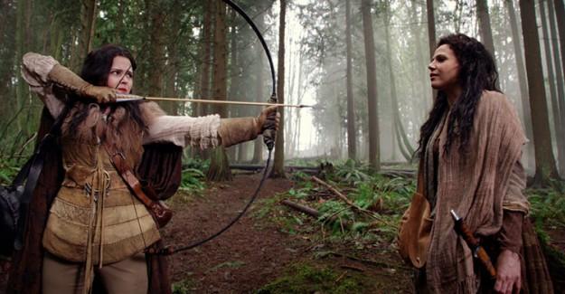 İzleyenlerini Büyülü Orman'a Götüren Dizi 'Once Upon A Time'