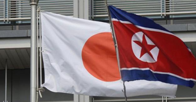 Japonya'dan Kuzey Kore'ye Nota !