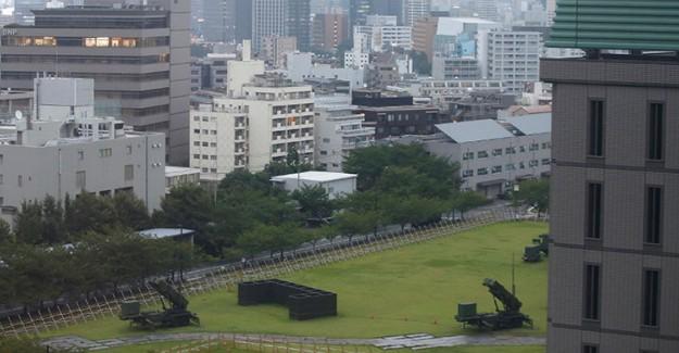 Japonya'dan Şok Hamle! Füze Sistemli Tedbir