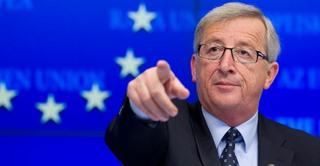 Juncker'den Şaşırtan Türkiye Vaadi!