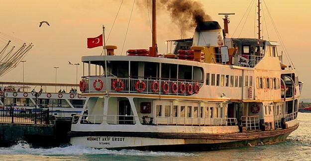 Kadıköy-Eminönü-Karaköy Vapur Hattını Kullananlar Dikkat!
