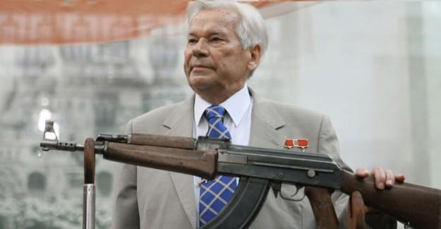 Kalaşnikof'un Yeni Nesil Silahı Çıktı!