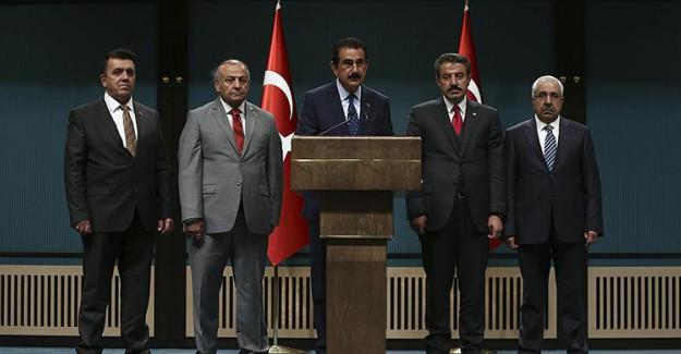 Kanaat Önderlerinden Barzani Yönetimine Karşı Ortak Bildiri