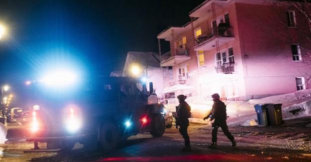 Kanada'da Camiye Çirkin Saldırı