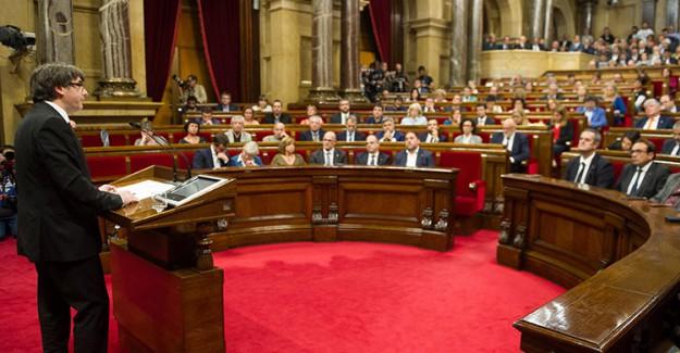 Katalan Bakanlar İçin Tutuklama Kararı!