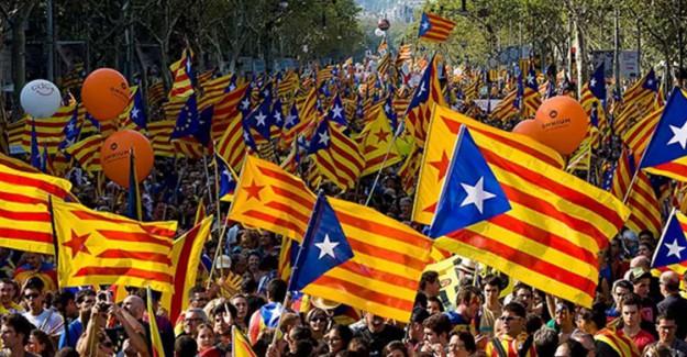 Katalanlar İspanyolları Uyardı! Yarını Bekleyin!