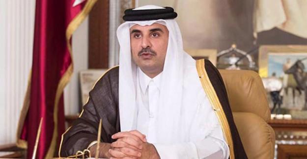 Katar Emiri Al Sani'den Türkiye'ye Teşekkür