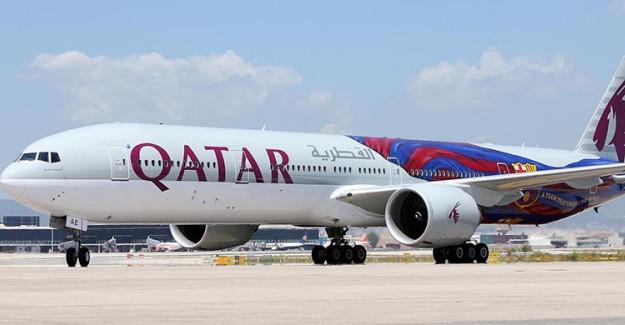 Katar Havayolları, Yaptırımlara Rağmen 510 Bin Yolcu Taşıdı!