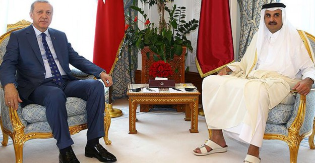 Katarlıların Reis-i Cumhur Mutluluğu
