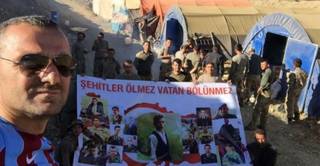 Siz Kim Köpeksiniz Ki Trabzon'un Yiğitlerini Korkutacaksınız!