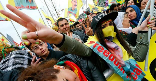 Kendileri Açıkladı! Almanya PKK Yuvası