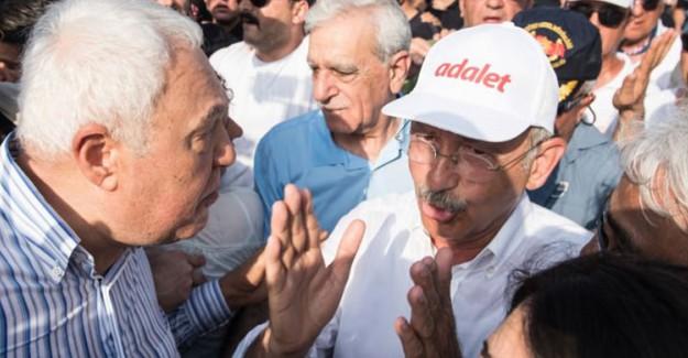 KIlıçdaroğlu Türkiye'yi İngiltere'ye Şikayet Etti