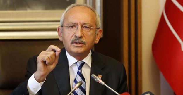 Kılıçdaroğlu'da Soruşturma Açıldı!