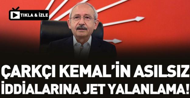 Kılıçdaroğlu'nun Yalanlarına Jet Cevap!