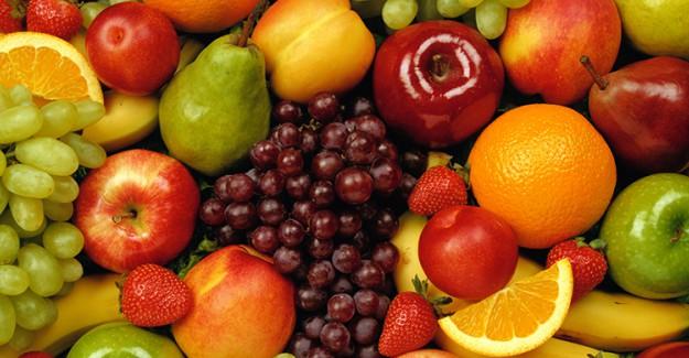 Kilo Aldırmayan Sağlıklı Meyveler!