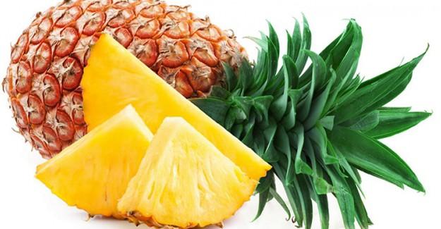 Kilo Vermede Ananasın Mucizevi Etkisi
