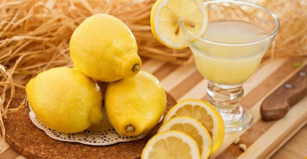 Kilo Vermek İçin Limonlu Sudan Daha Etkili 3 İçecek