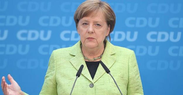 Konya Olayı Angela Merkel'i Kızdırdı