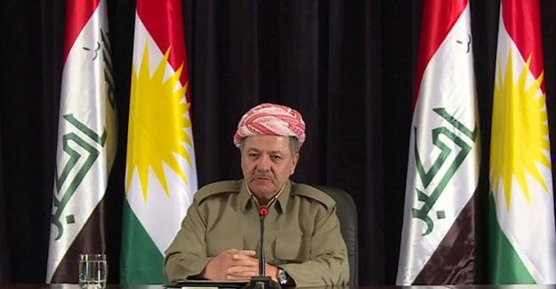 Korsan Referandumun Ardından Barzani İlk Kez Konuştu! Yardım Edin!