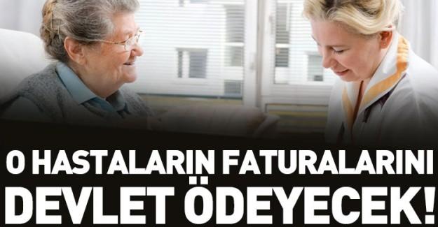Kronik Hastaların ' Elektrik Faturasını' Devlet Ödeyecek!
