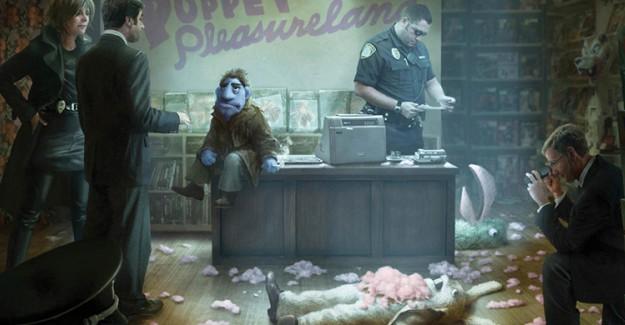 Kukla Komedisi 'Happytime Murders' Vizyona Hazırlanıyor