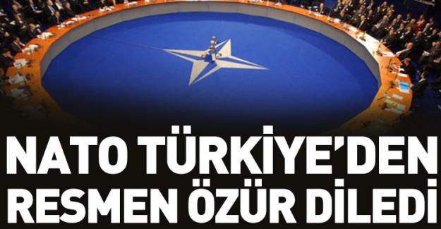 Küstah NATO Türkiye'den Özür Diledi!