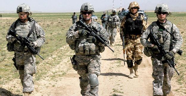 Kuzey Irak'ta 2 ABD Askeri Öldürüldü!